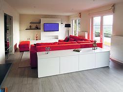 Meubles de salon et mobilier sur mesure, bureau d'étude et entreprise générale, grandes marques de la décoration - Waterloo, Belgique