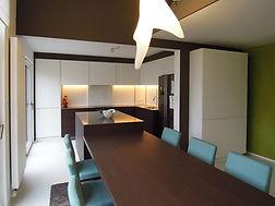 Cuisines et mobilier sur mesure, bureau d'étude et entreprise générale, grandes marques de la décoration - Waterloo, Belgique
