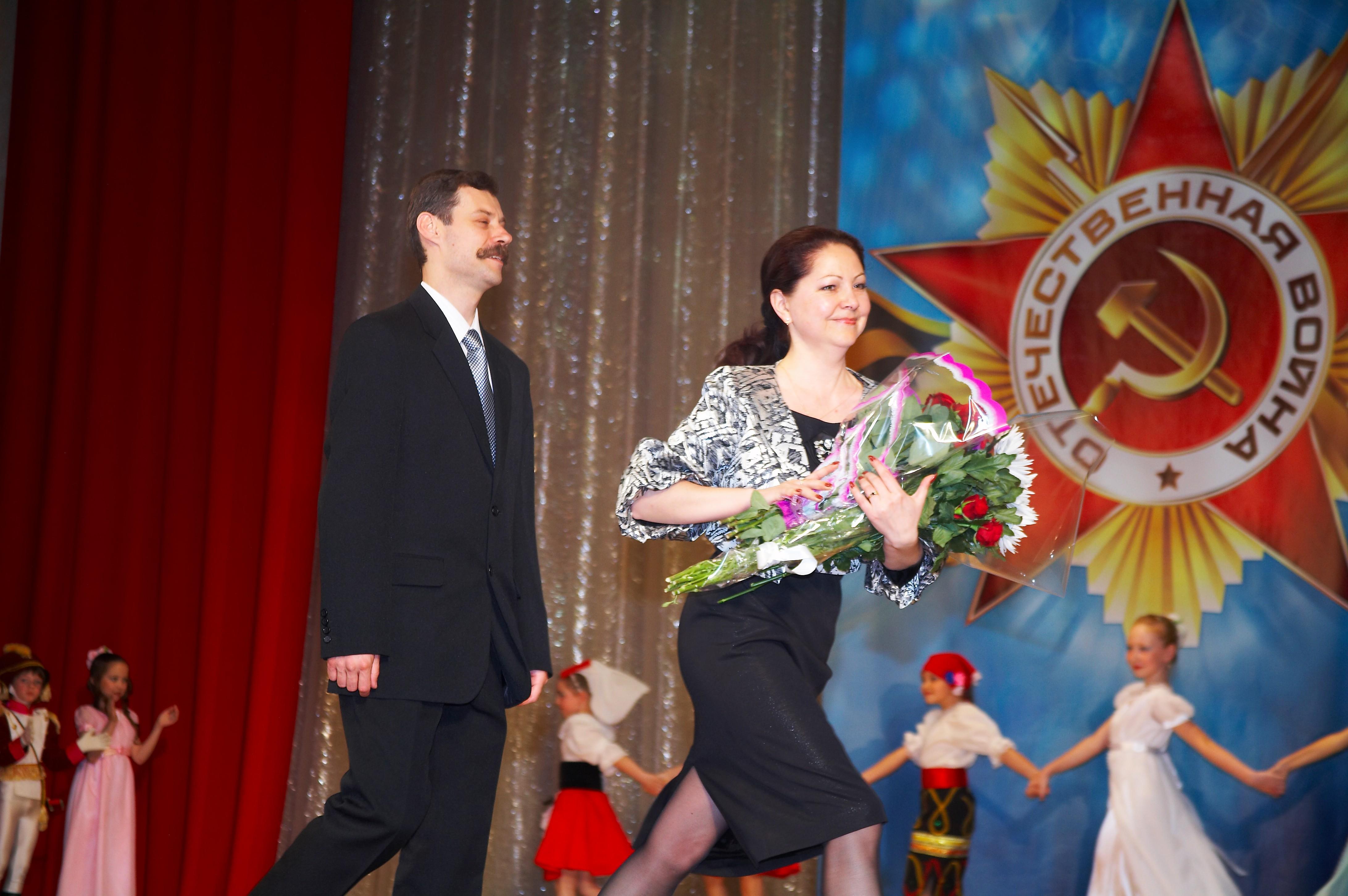 Концерт к 65-летию Победы