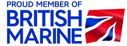 Wright Marine British Marine Logo