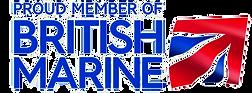 Wright Marine British Marine Logo