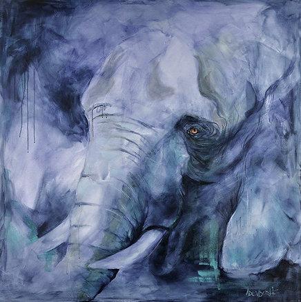Unrestrained (Elephant)