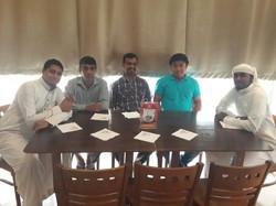 Ramadan Team Iftar....Yummy !