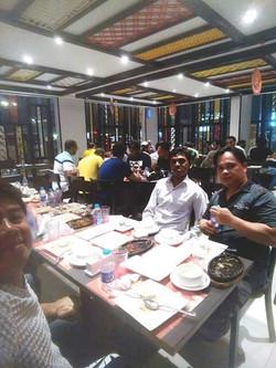 Ramadan 2017 - Team Dinner