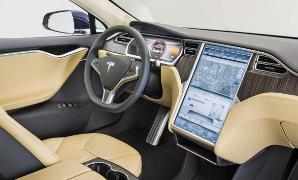 Tesla - מכונית חשמלית מהעתיד
