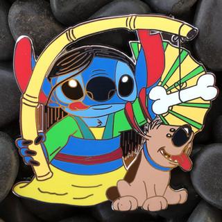 Mulan Stitch