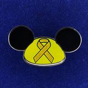 Mickey Ears Childhood Cancer Awareness