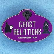 Ghost Relations Purple