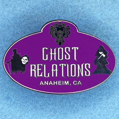 Ghost Relations Purple