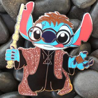 Deathly Hallows Stitch