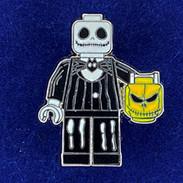 Lego Jack Skellington