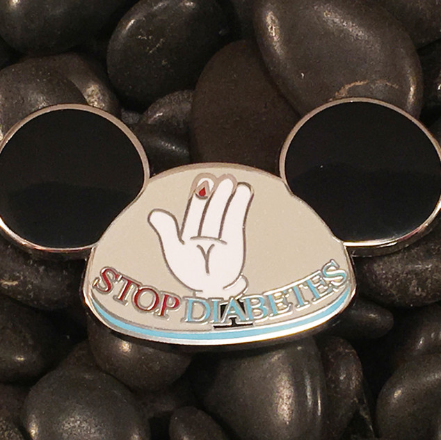 Mickey Ears Awareness to Stop Diabetes