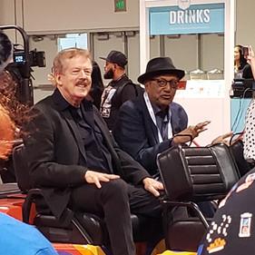 Tony Baxter & Floyd Norman