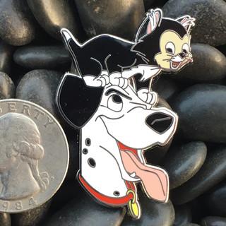 Pongo and Figaro