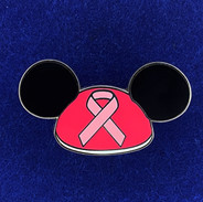Breast Cancer Awareness Mickey Ears