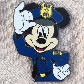 Police Mickey Daly City