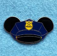 Police Mickey Ears Hat