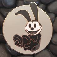 Oswald the Lucky Rabbit B&W
