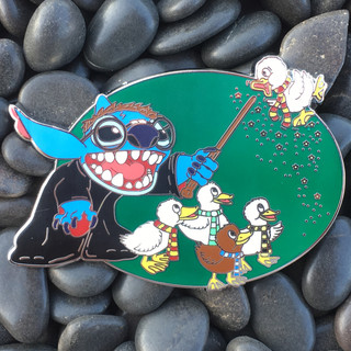 Harry Potter Stitch With Ducklings