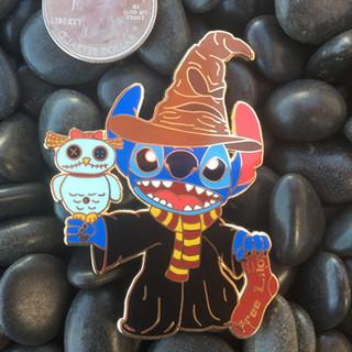 Large Harry Potter Stitch
