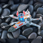 Stitch X-Wing