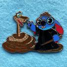 Stitch and Kaa