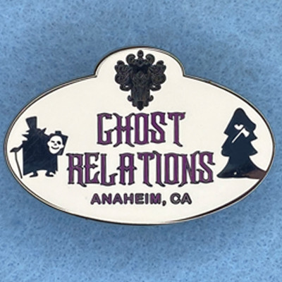 Ghost Relations White