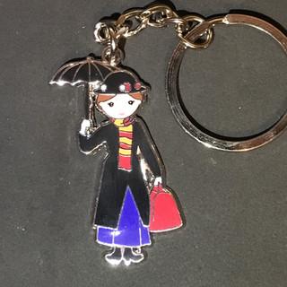 Mary Poppins Keychain