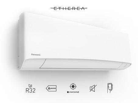 Etherea: il climatizzatore che contrasta il coronavirus