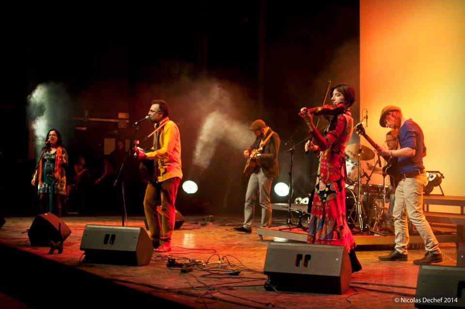 Charleroi - Festival Contestation