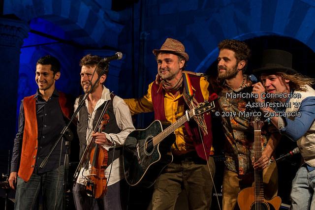 AssisiFestival - Apertura Mario Ven.