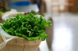 Légumes à feuille