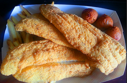 Shrimp N Stuff Fried Catfish