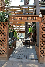 Shrimp N Stuff Patio