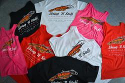 Shrimp N Stuff Shirts