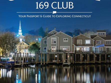 Proud to Host the Annual Dinner for 2nd Annual Connecticut 169 Club Award Dinner