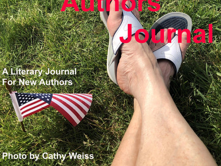 Published in Winter, Spring, and Summer Editions of the New Authors Journal