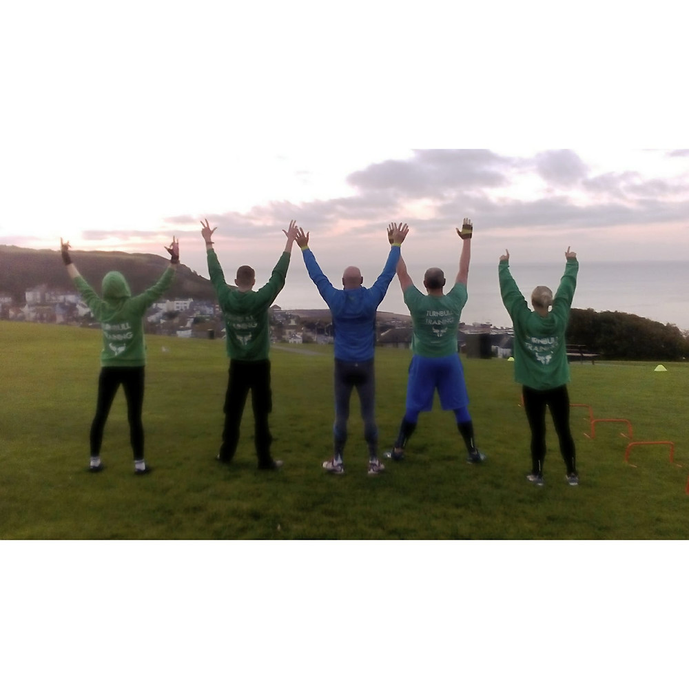 Turnbull Training West Hill Hastings UK Fitness Group