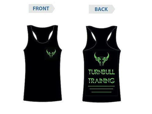 Turnbull Training Ladies Sports Vest