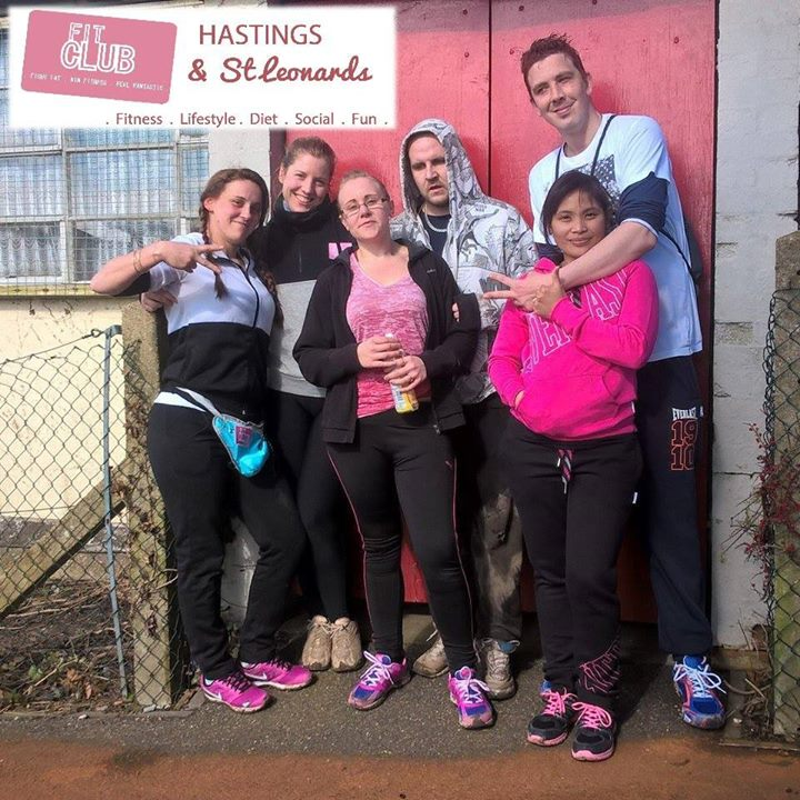 Well Done to every one on the Fit Club Sunday run (Free Class)__11.30 am till 12