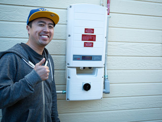 Pinole Solar - 4 Hour Solar Install