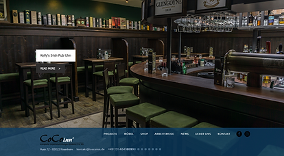 Cocoinn website