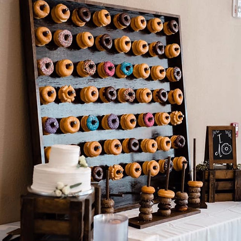 Donut Wall with accesories