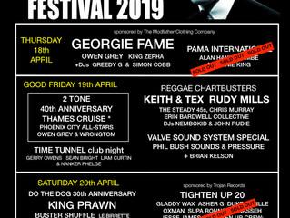 The London Intl Ska Festival is back!
