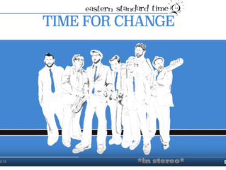 """New Album from Eastern Standard Time """"Time For Change"""""""