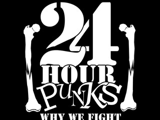 24 Hour Punks - Fighting Cancer