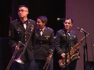 SKA GEEKS OF THE WEEK: 300th Army Band's skArmy