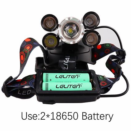 Headtorch battery