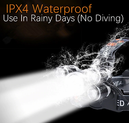 waterproof infographic