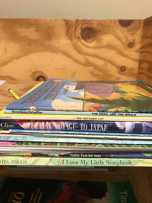 Mixed children's books